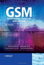 GSM Architecture, Protocols and Services, 3rd Edition
