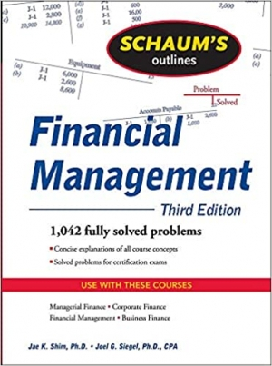 Download Schaum's Outline of Financial Management, Third Edition free book as pdf format