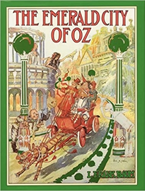Download The Emerald City of Oz free book as pdf format