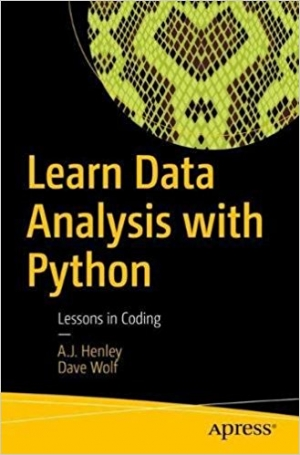 Download Learn Data Analysis with Python free book as pdf format