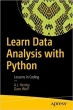Book Learn Data Analysis with Python free