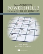 Book Learn Windows PowerShell 3 in a Month of Lunches, 2nd Edition free