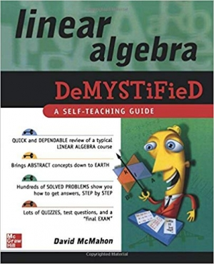 Download Linear Algebra Demystified free book as pdf format