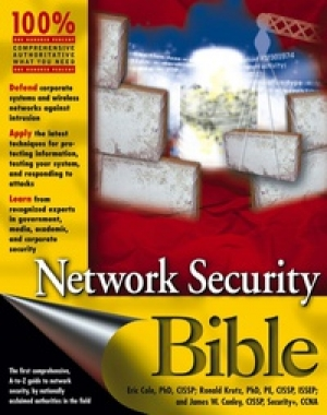 Download Network Security Bible free book as pdf format