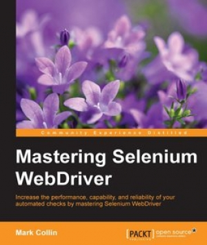Download Mastering Selenium WebDriver free book as pdf format