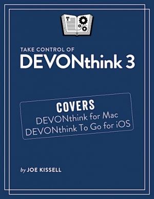 Download Take Control of DEVONthink 3 free book as epub format