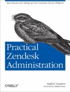 Book Practical Zendesk Administration free