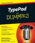Book TypePad For Dummies free