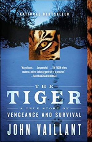 Download The Tiger: A True Story of Vengeance and Survival (Vintage Departures) free book as pdf format