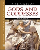 Book Dictionary Of Gods And Goddesses (Facts on File Library of Religion and Mythology) free