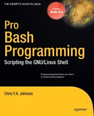 Download Pro Bash Programming free book as pdf format