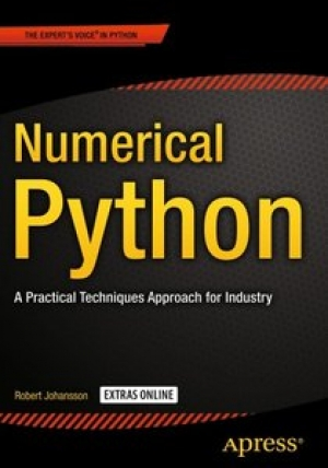 Download Numerical Python free book as pdf format