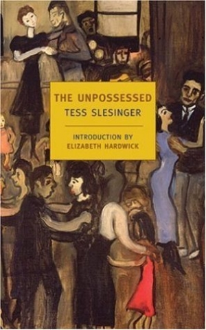Download The Unpossessed: A Novel of the Thirties free book as epub format