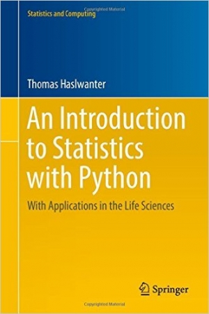 Download An Introduction to Statistics with Python free book as pdf format