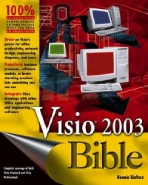 Download Visio 2003 Bible free book as pdf format