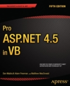 Book Pro ASP.NET 4.5 in VB, 5th Edition free