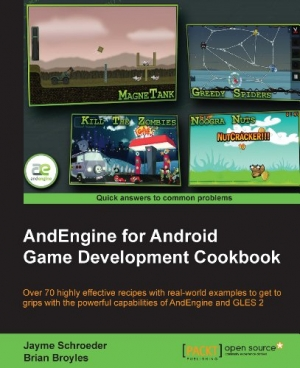 Download AndEngine for Android Game Development Cookbook free book as pdf format