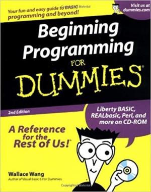 Download Beginning Programming for Dummies free book as pdf format