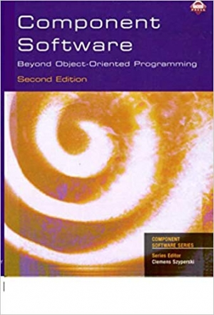 Download Component Software: Beyond Object-Oriented Programming, 2/E (Addison-wesley Component Software) free book as pdf format
