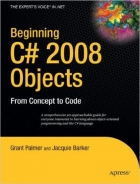 Book Beginning C# 2008 Objects free