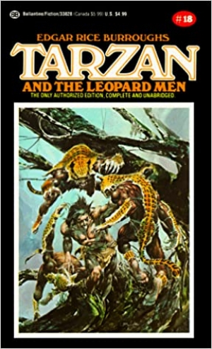 Download Tarzan and the Leopard Men free book as epub format