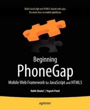 Download Beginning PhoneGap free book as pdf format