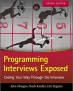 Book Programming Interviews Exposed, 4th Edition free