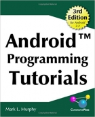 Book Android Programming Tutorials free
