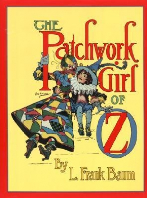 Download The Patchwork Girl of Oz free book as pdf format