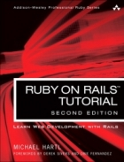 Book Ruby on Rails Tutorial, 2nd Edition free