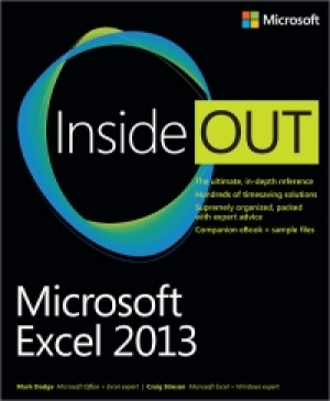 Download Microsoft Excel 2013 Inside Out free book as pdf format