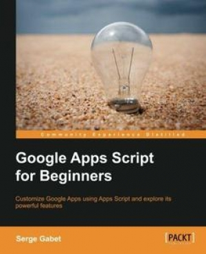 Download Google Apps Script for Beginners free book as pdf format