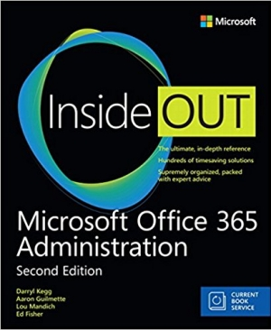 Download Microsoft Office 365 Administration Inside Out, 2nd Edition free book as pdf format