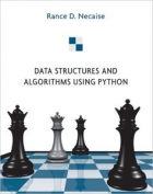 Book Data Structures and Algorithms Using Python free