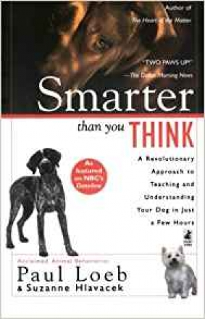 Download Smarter Than You Think: A Revolutionary Approach to Teaching and Understanding Your Dog in Just a Few Hours free book as epub format