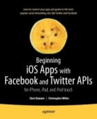Book Beginning iOS Apps with Facebook and Twitter APIs free
