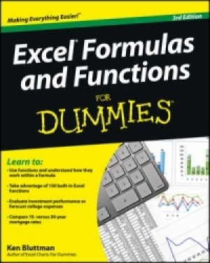 Download Excel Formulas and Functions For Dummies, 3rd Edition free book as pdf format