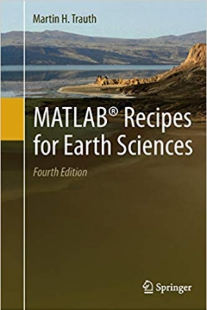 Download MATLAB® Recipes for Earth Sciences free book as pdf format