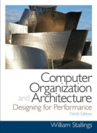 Book Computer Organization and Architecture, 9th Edition free