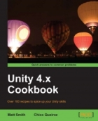 Book Unity 4.x Cookbook free