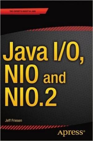 Download Java I/O, NIO and NIO.2 free book as pdf format