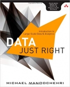 Book Data Just Right: Introduction to Large-Scale Data & Analytics (Addison-Wesley Data and Analytics) free