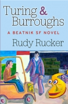 Book Turing & Burroughs: A Beatnik SF Novel free