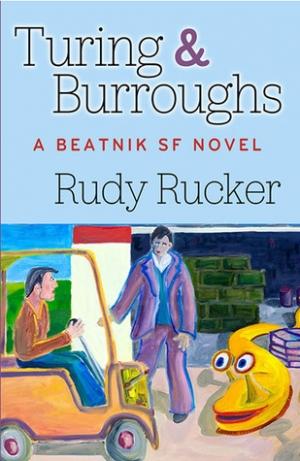 Download Turing & Burroughs: A Beatnik SF Novel free book as pdf format