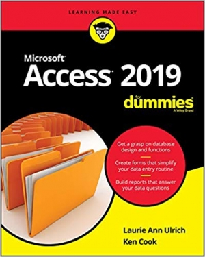 Download Access 2019 For Dummies free book as pdf format