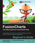 Book FusionCharts Beginner's Guide: The Official Guide for FusionCharts Suite free