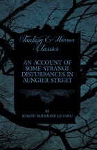 Book An Account of Some Strange Disturbances in Aungier Street free