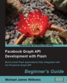 Book Facebook Graph API Development with Flash free