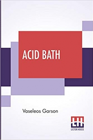 Download Acid Bath free book as epub format