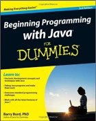 Book Beginning Programming with Java For Dummies free